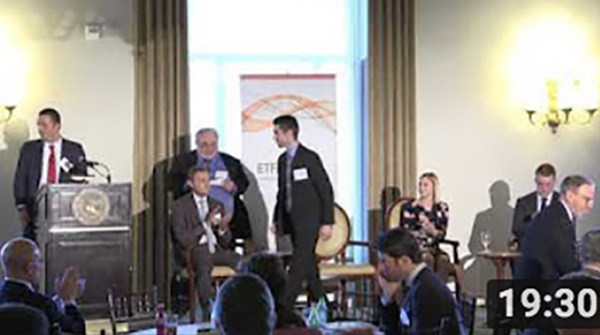 ETF Portfolio Challenge - Top 5 Winners Presentations